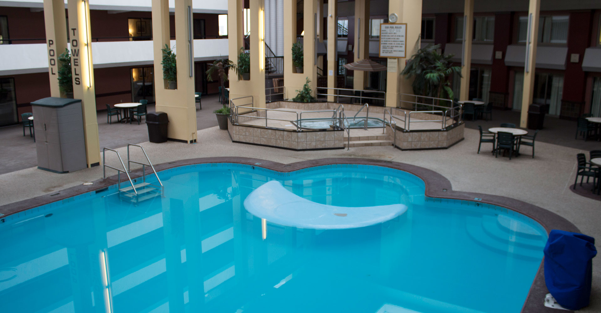 Amenities Grand Hotel Minot