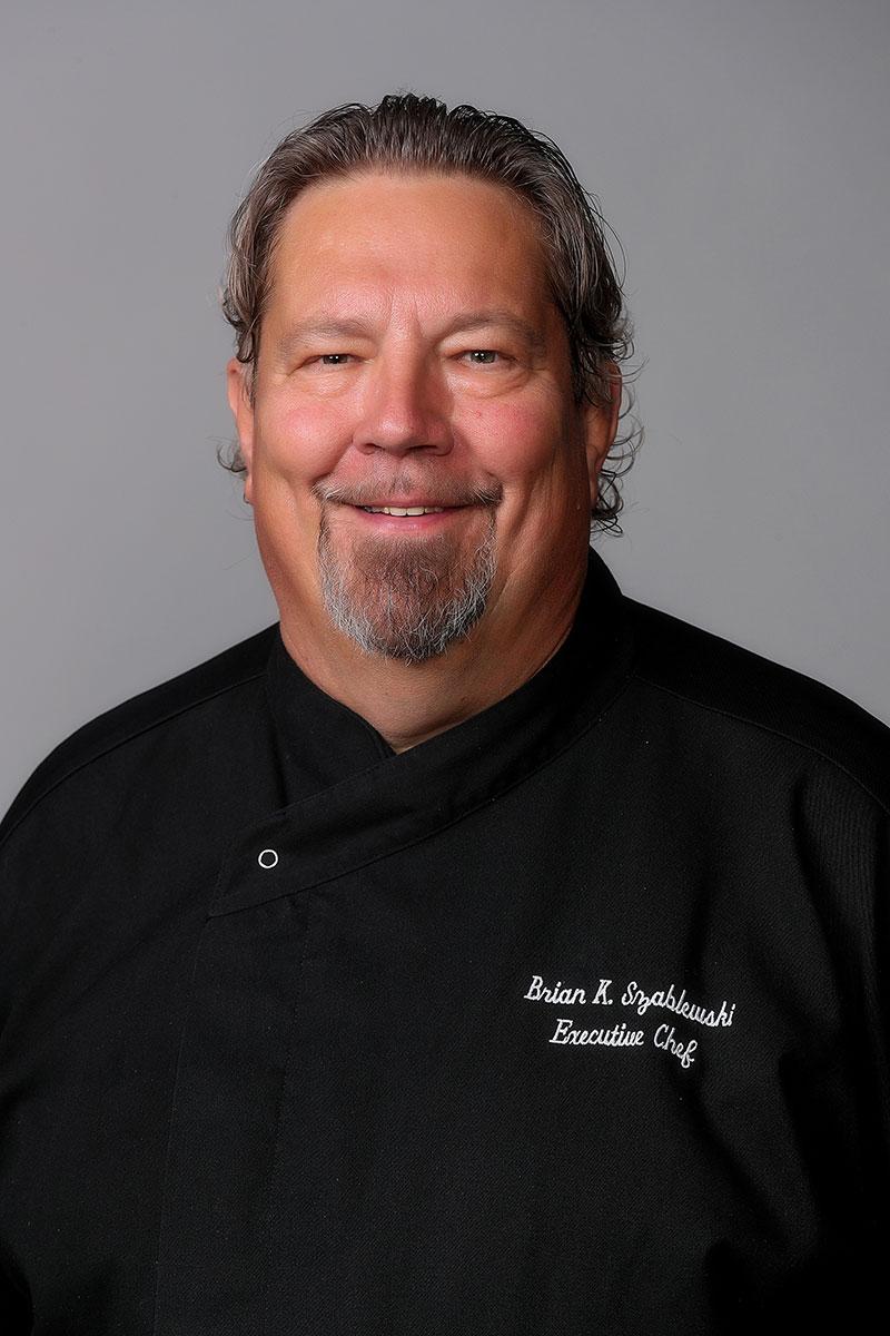 Executive Chef Brian Szablewski